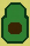 Alpha pattern #34818