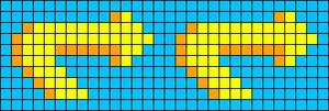 Alpha pattern #34822