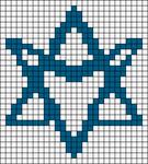 Alpha pattern #34824