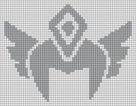 Alpha pattern #34841