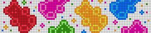 Alpha pattern #34860