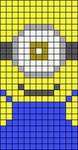 Alpha pattern #34866