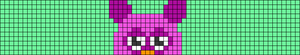 Alpha pattern #34875