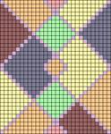 Alpha pattern #34880