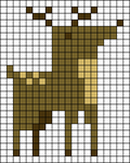 Alpha pattern #34882