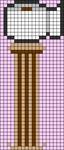 Alpha pattern #34892