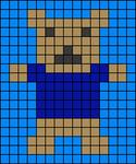 Alpha pattern #34915
