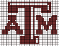 Alpha pattern #34917