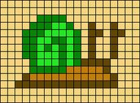 Alpha pattern #34923