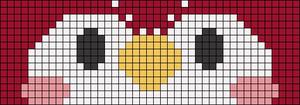 Alpha pattern #34924