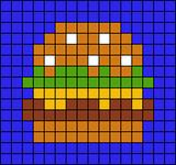 Alpha pattern #34934