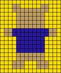 Alpha pattern #34944