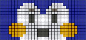 Alpha pattern #34950