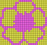 Alpha pattern #34954