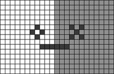 Alpha pattern #34967