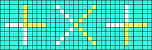 Alpha pattern #34969