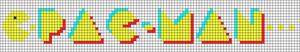 Alpha pattern #34973