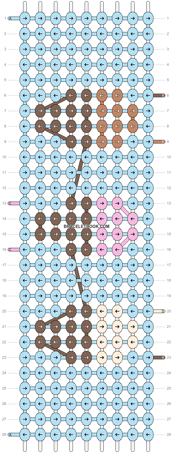 Alpha pattern #34977 pattern