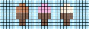 Alpha pattern #34977