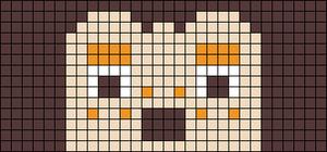 Alpha pattern #34994