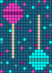 Alpha pattern #35018