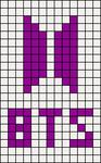 Alpha pattern #35022