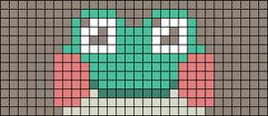 Alpha pattern #35043