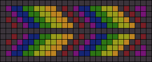 Alpha pattern #35062