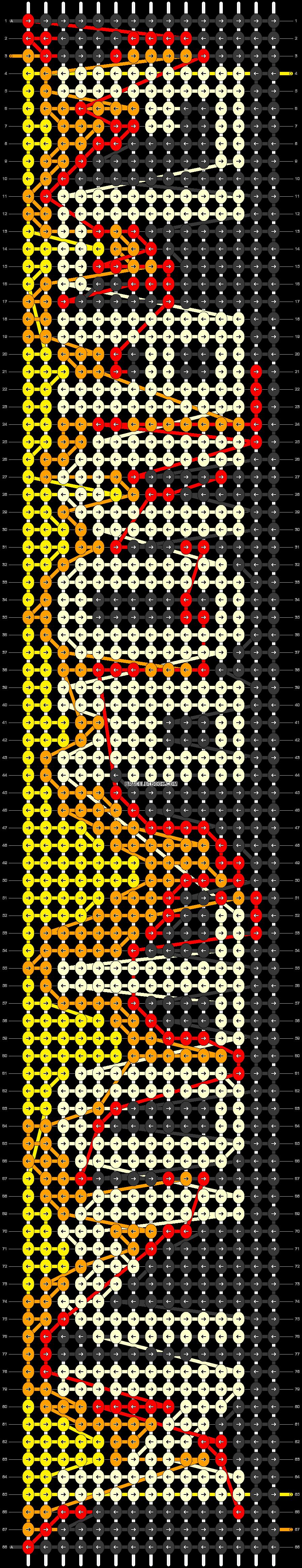 Alpha pattern #35095 pattern