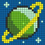 Alpha pattern #35129