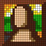 Alpha pattern #35141