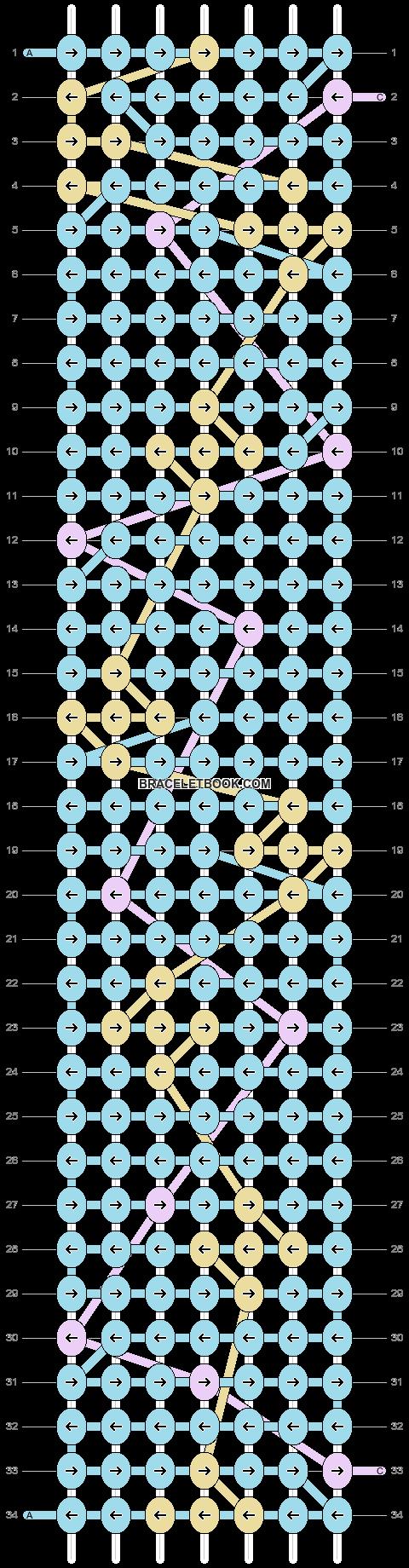 Alpha pattern #35146 pattern