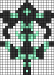 Alpha pattern #35168