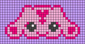 Alpha pattern #35172
