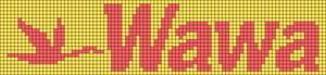 Alpha pattern #35189