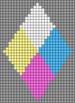 Alpha pattern #35191