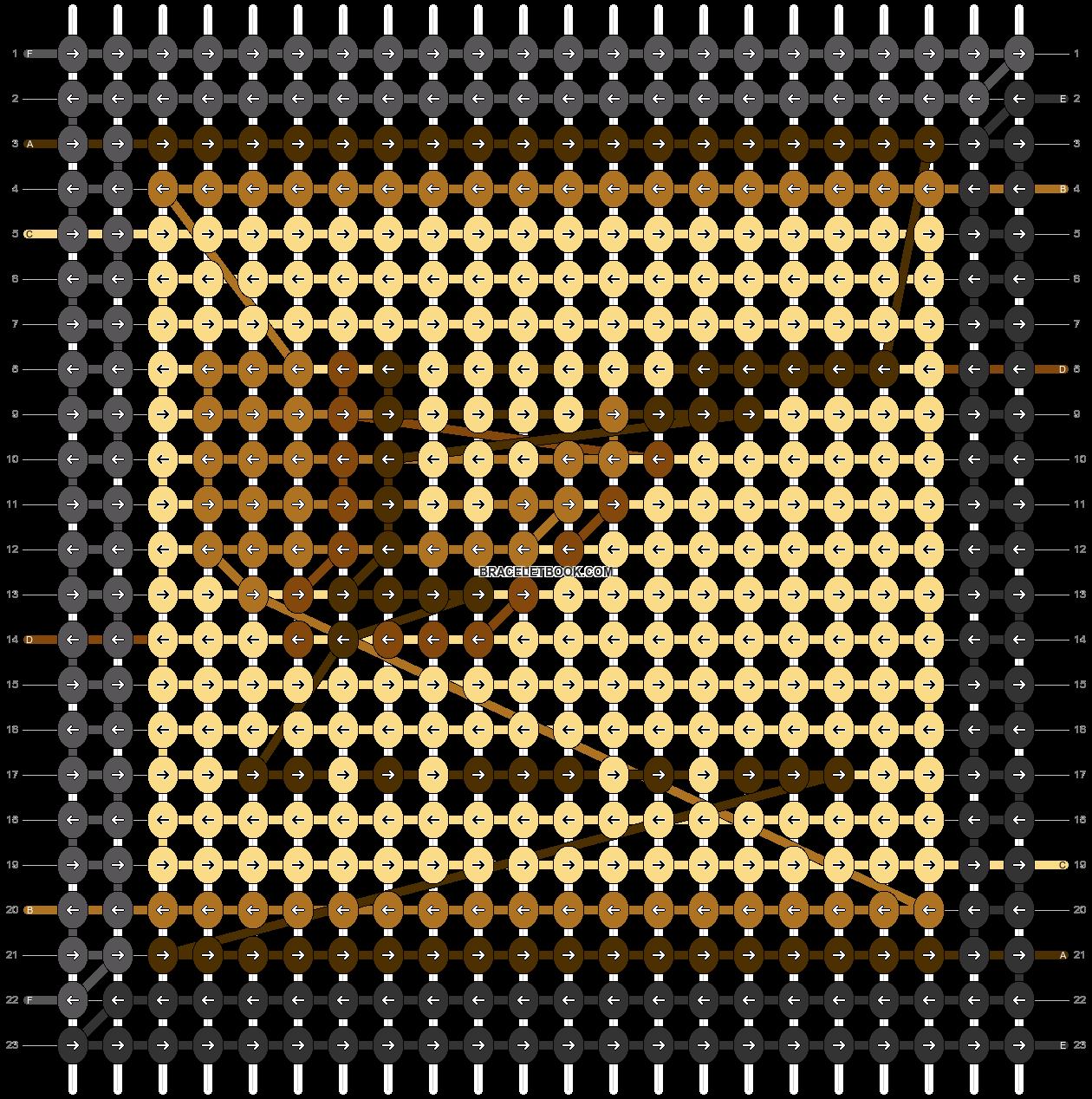 Alpha pattern #35211 pattern