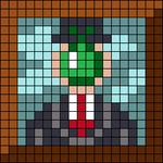 Alpha pattern #35213