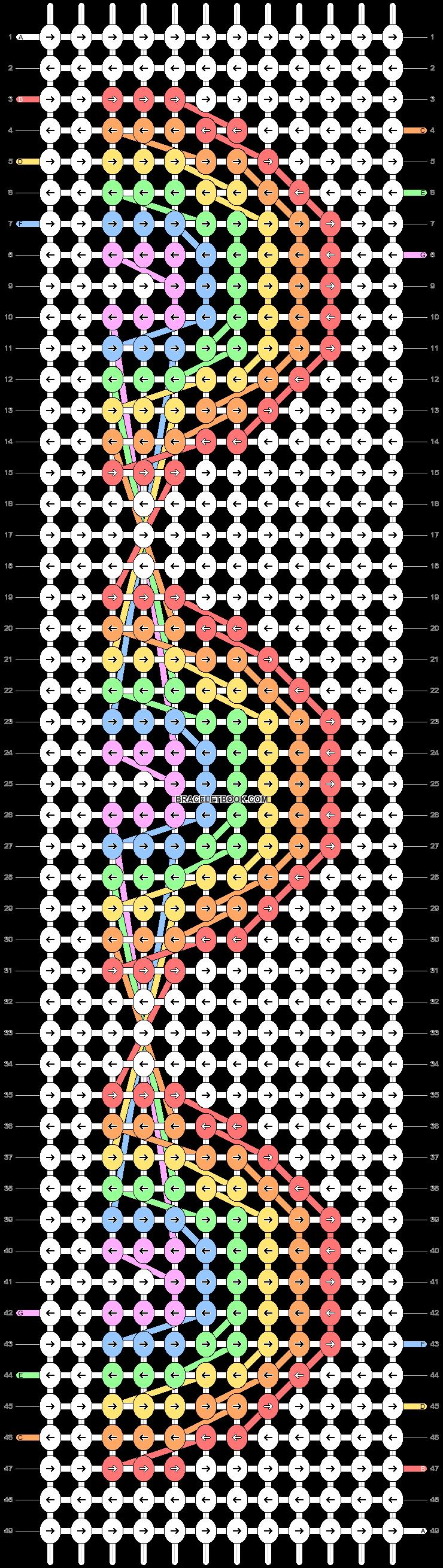 Alpha pattern #35226 pattern