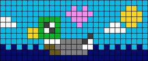 Alpha pattern #35246
