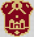 Alpha pattern #35249
