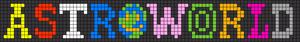 Alpha pattern #35301