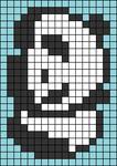 Alpha pattern #35311