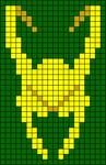 Alpha pattern #35314