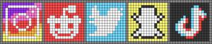 Alpha pattern #35317