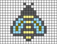 Alpha pattern #35323