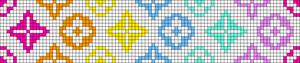 Alpha pattern #35330