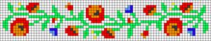 Alpha pattern #35331
