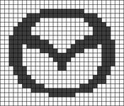 Alpha pattern #35335