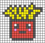 Alpha pattern #35336